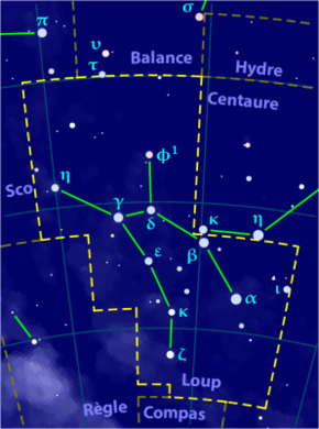 Lupus constellation map-fr.png