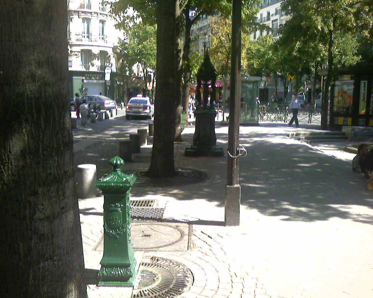 Mobilier urbain for Mobilier urbain espace public