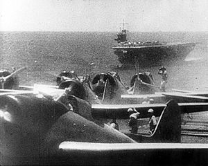Attack on Pearl Harbor Japanese planes prepare.jpg