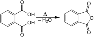 Synthèse de l'anhydride phtalique