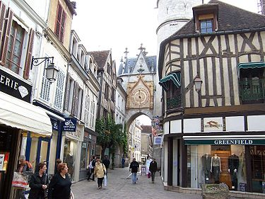 Auxerre for Chambre commerce auxerre