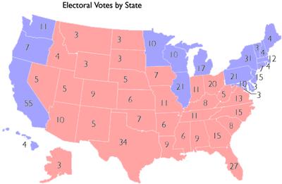 Election presidentielle des etats unis d 39 amerique 2004 - Election presidentielle etats unis ...