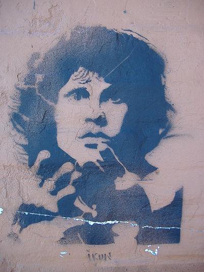 (Wonderful) Street Art - Page 3 400px-Graffiti_Rosario_-_Jim_Morrison