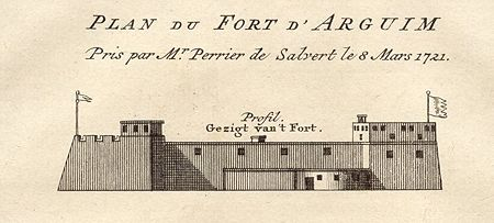 Fort colonial d'Arguin
