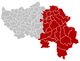Arrondissement Verviers Belgium Map.png