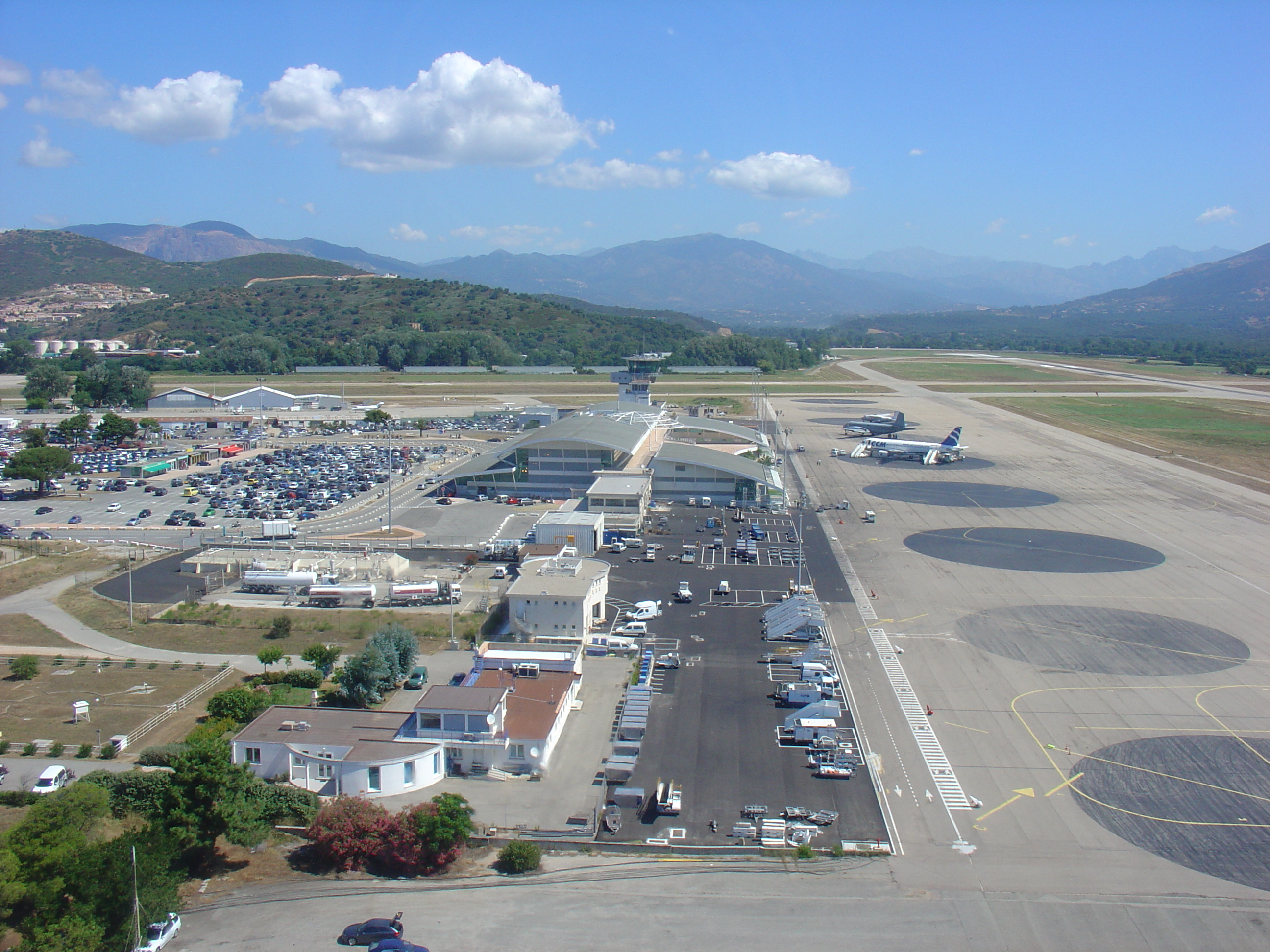 A 233 Roport D Ajaccio Napol 233 On Bonaparte