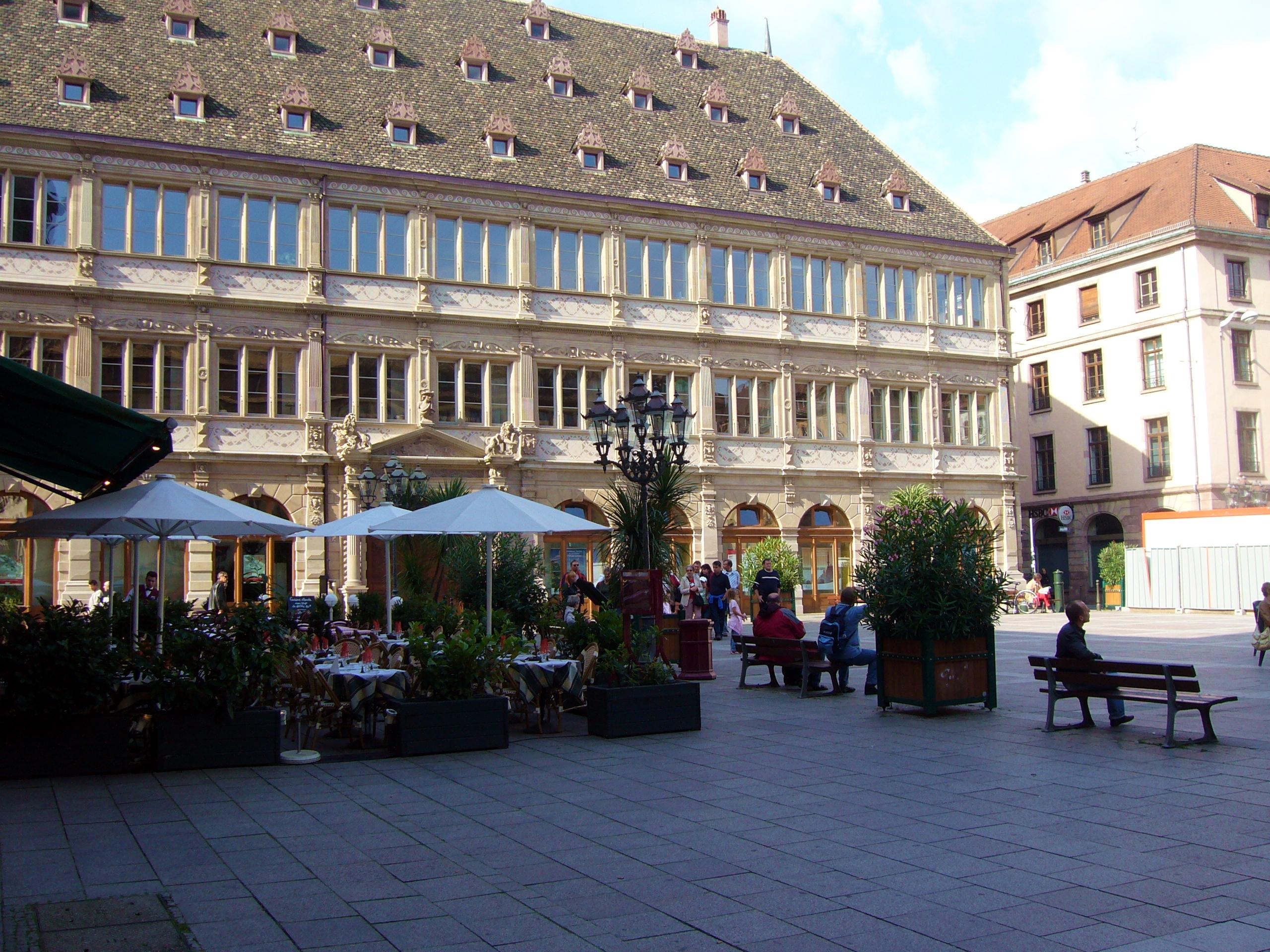 Chambre de commerce et d 39 industrie de strasbourg et du bas for Chambre de commerce strasbourg