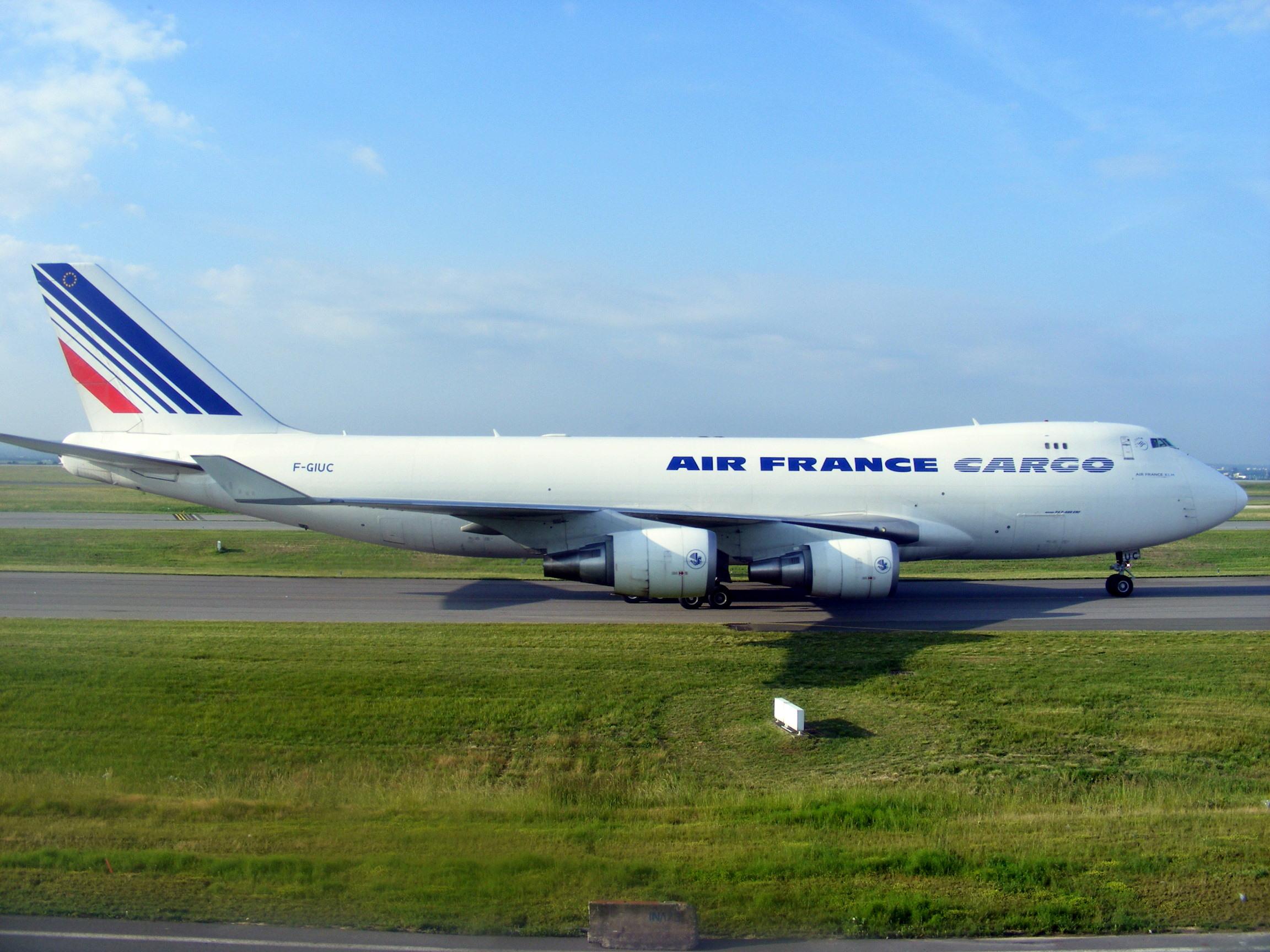 Air france for Interieur 747 air france