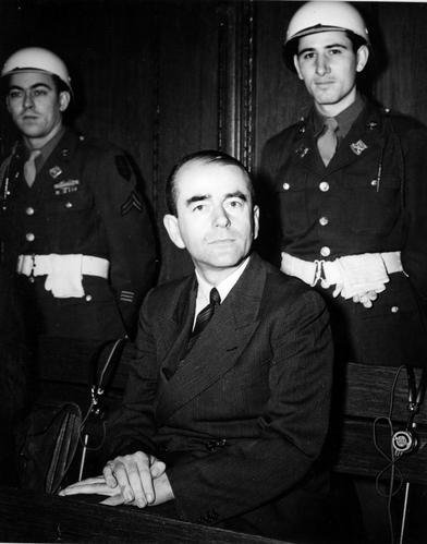 how is albert speer interpreted by Albert speer, whom i knew well and grew to like, might easily have been hanged the night of 16-17 october 1946, when, in the gymnasium of nuremberg prison, 10 other of hitler's men were executed.