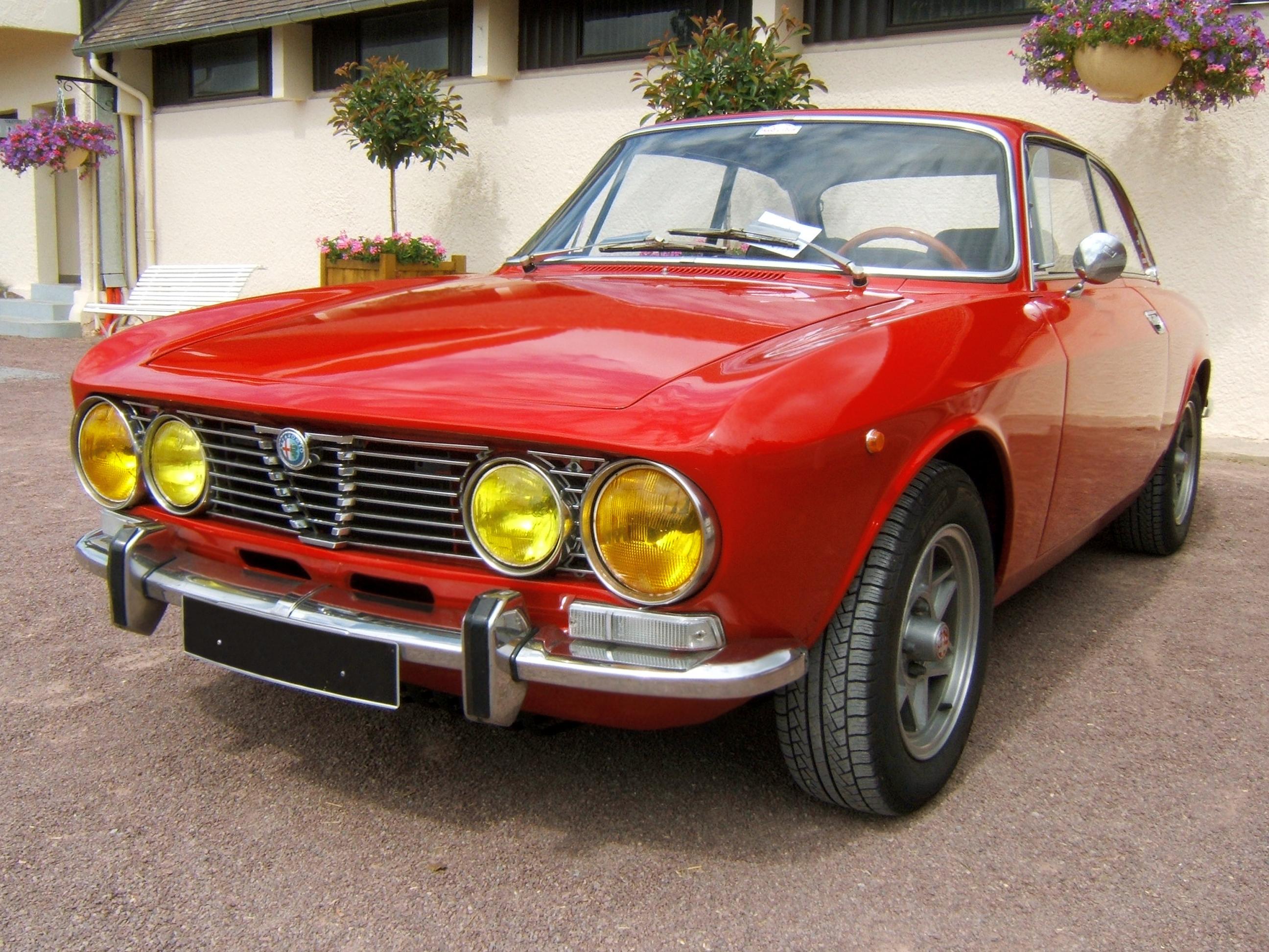 Alfa romeo giulia gt - Alfa romeo coupe bertone 2000 a vendre ...