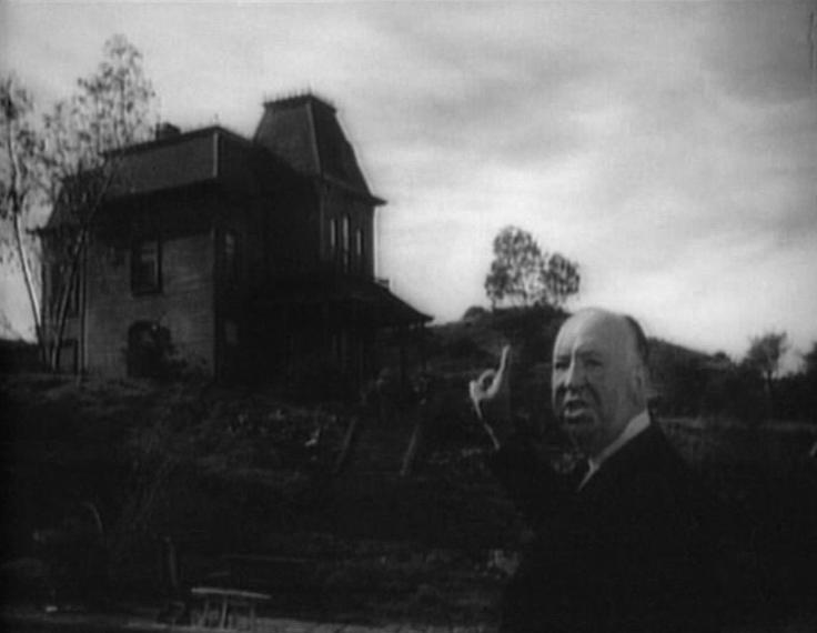Alfred hitchcock - La maison rincon bates aux etats unis ...