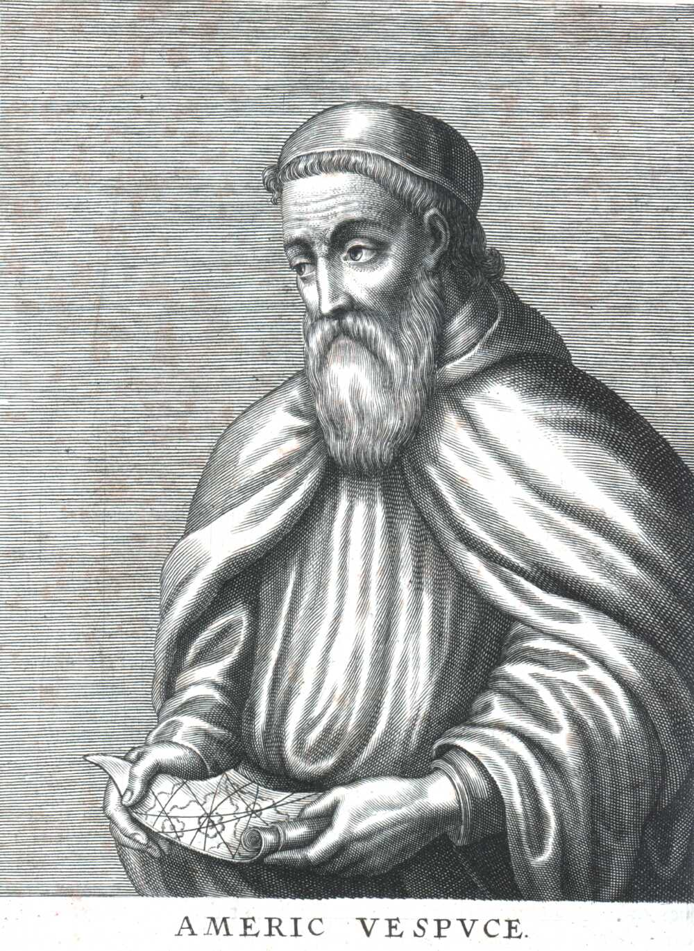 a biography of vespucci Amerigo vespucci wasn't entirely heroic—just ask ralph waldo emerson   amerigo vespucci, the pickle-dealer at seville, who went out, in 1499,  how a  squeegee handle became a life-saving tool on september 11,.