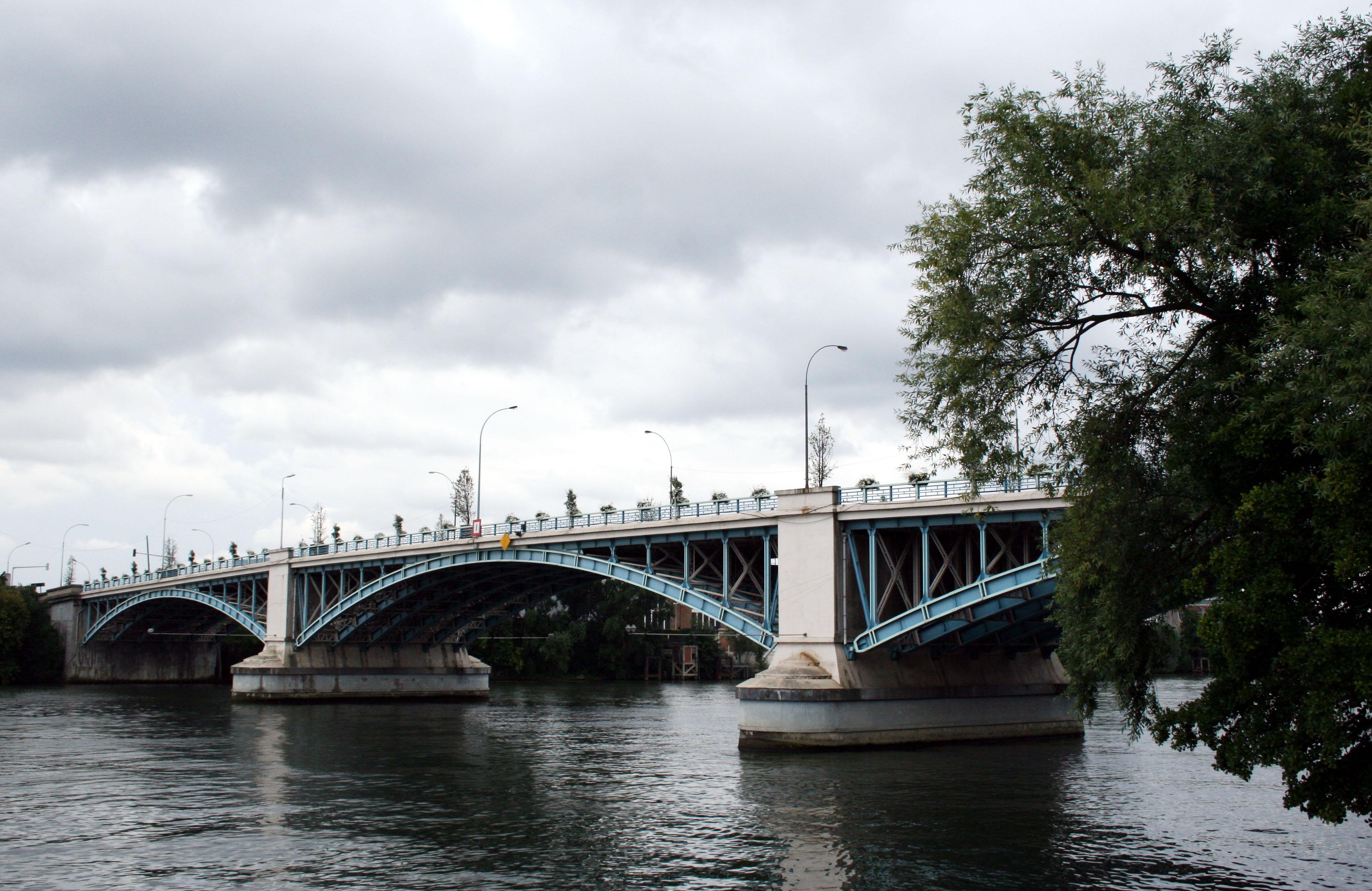 Argenteuil France  City pictures : le pont d argenteuil pays france région île de france département ...