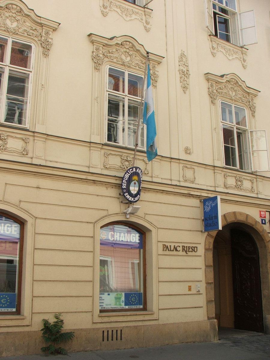 Ambassade de Russie Berlin, Allemagne