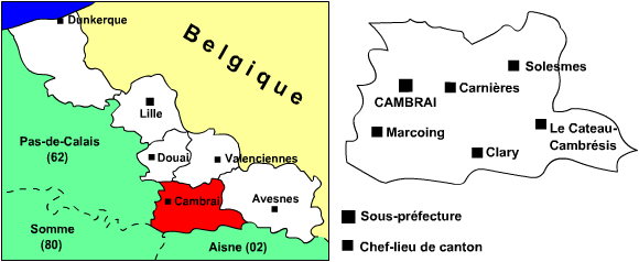 Arrondissement cambrai nord 59.png