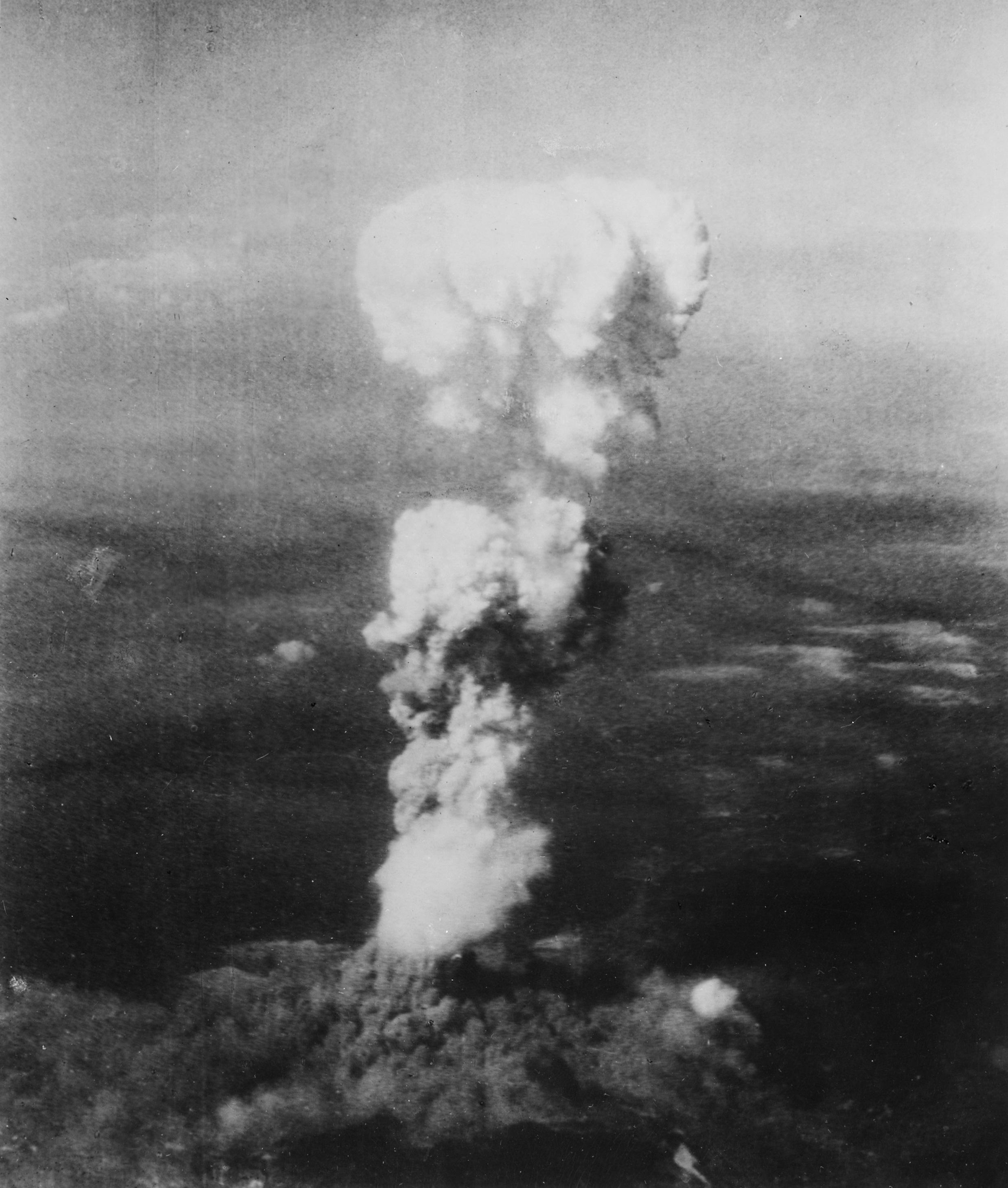 Enola Gay larguait« Little Boy sur Hiroshima