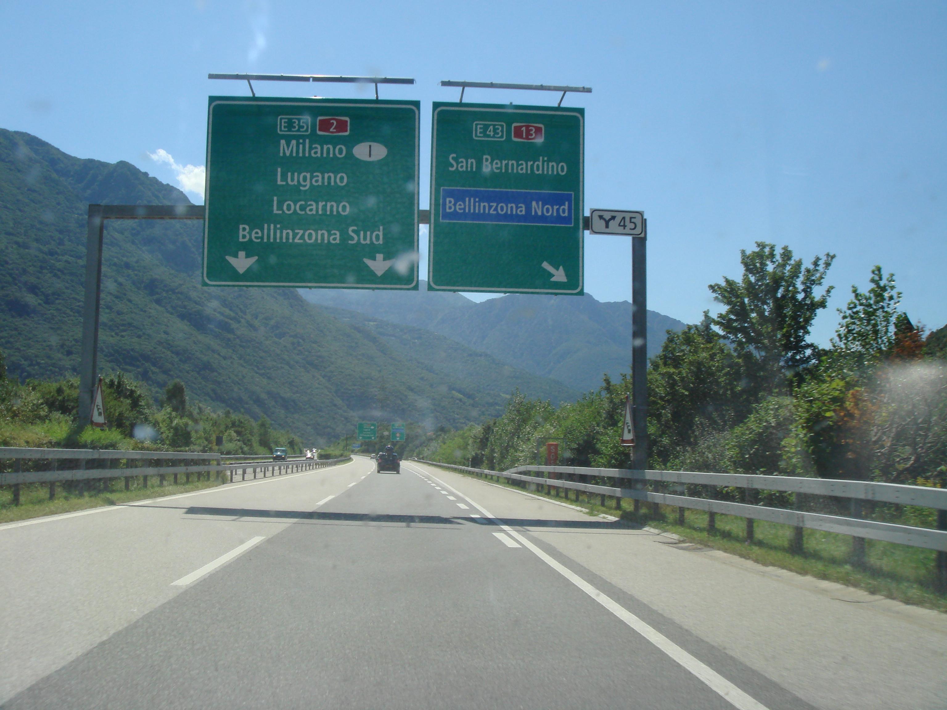 autoroute suisse a2. Black Bedroom Furniture Sets. Home Design Ideas