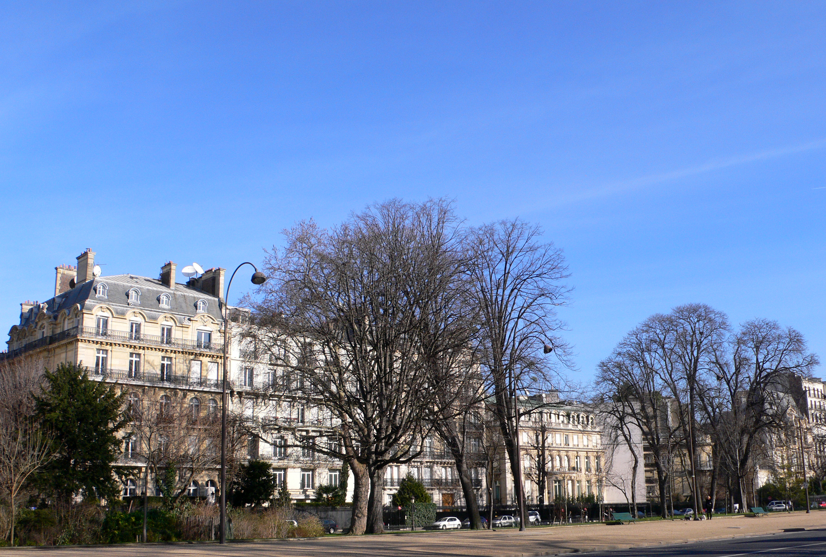 eefje's blog: buy apartment 5 room(s) foch paris 16th