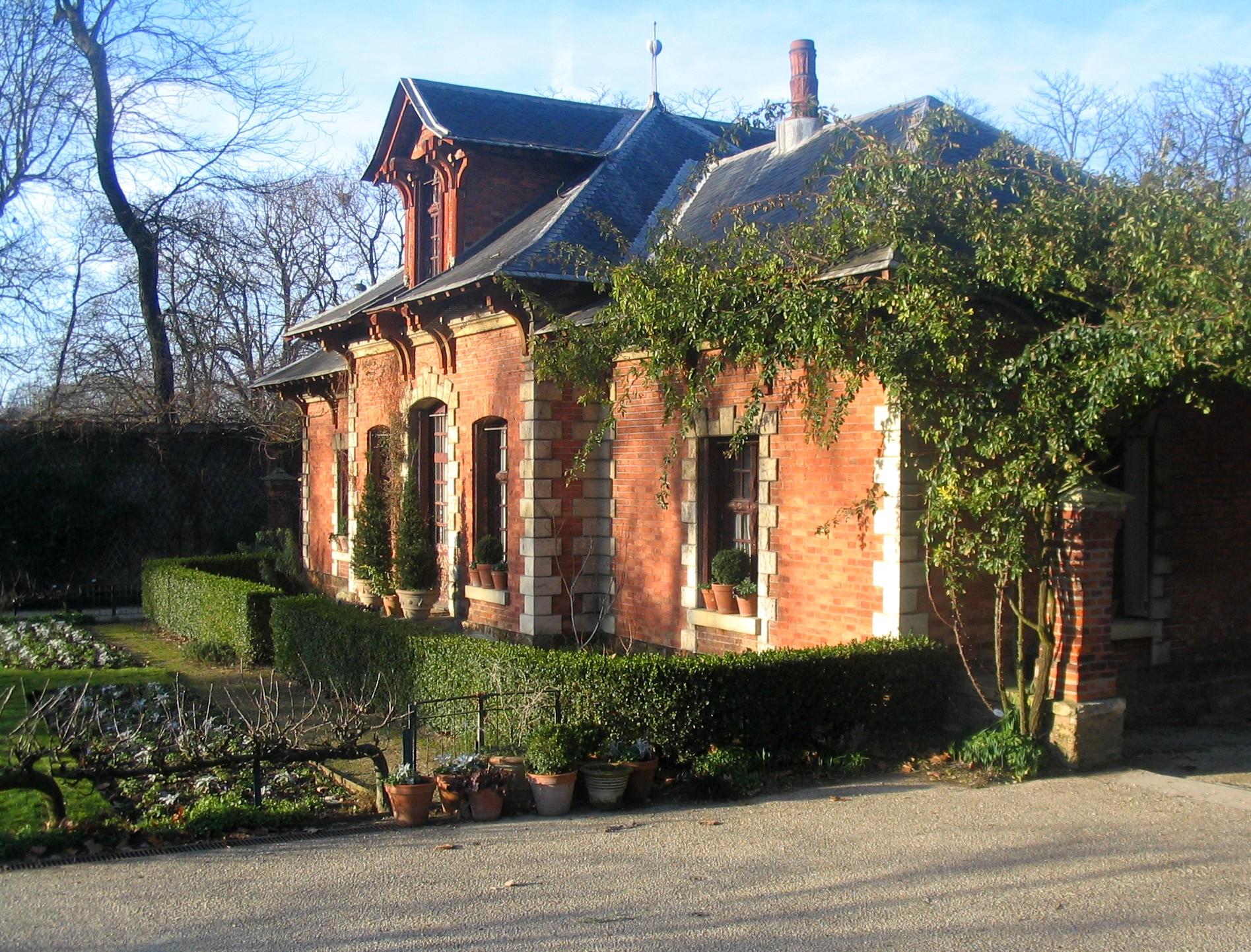 Parc de bagatelle for Bagatelle jardin paris