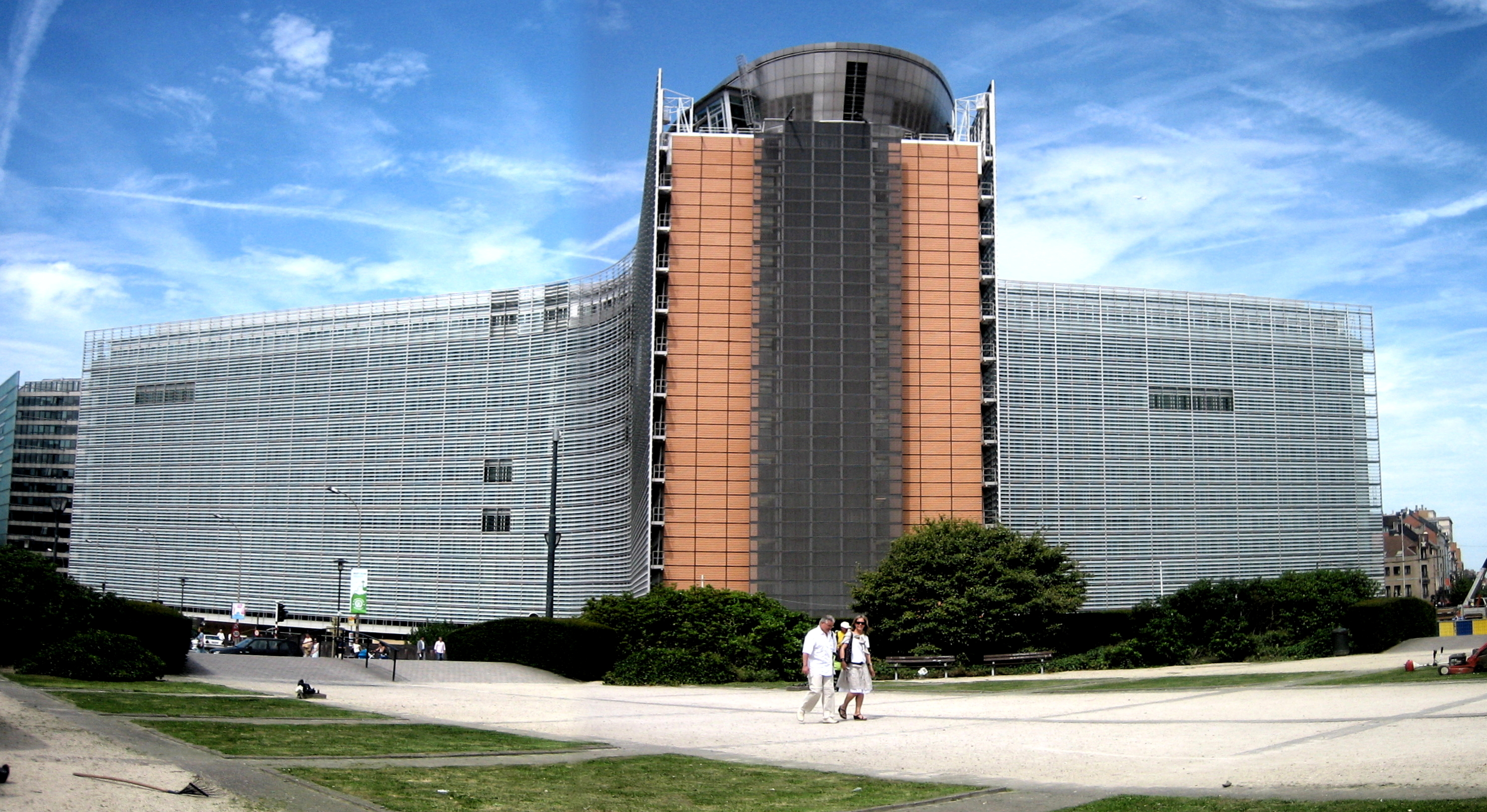 Berlaymont b timent - European commission office ...