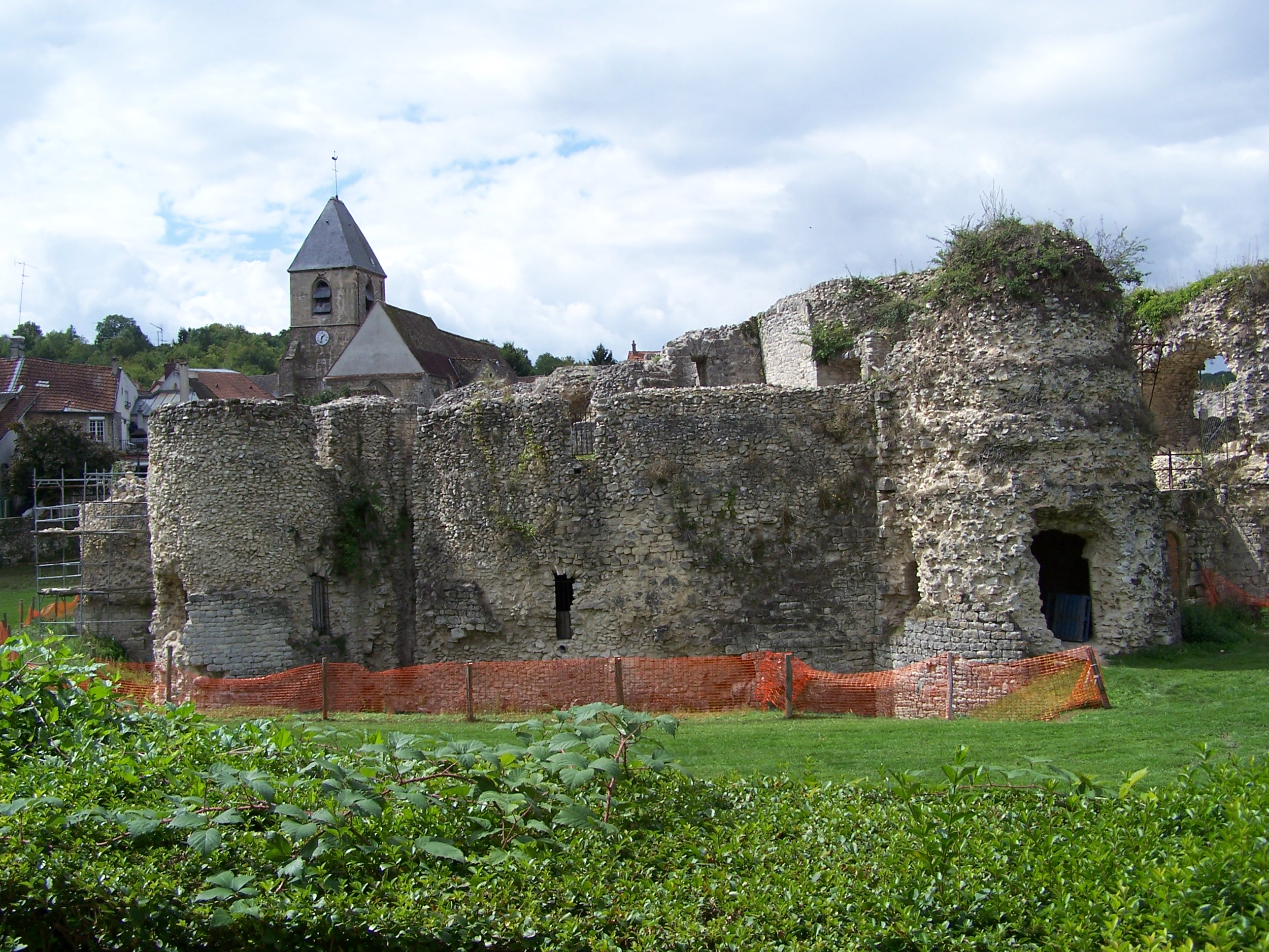 Chateau de beynes for Chateau des yvelines