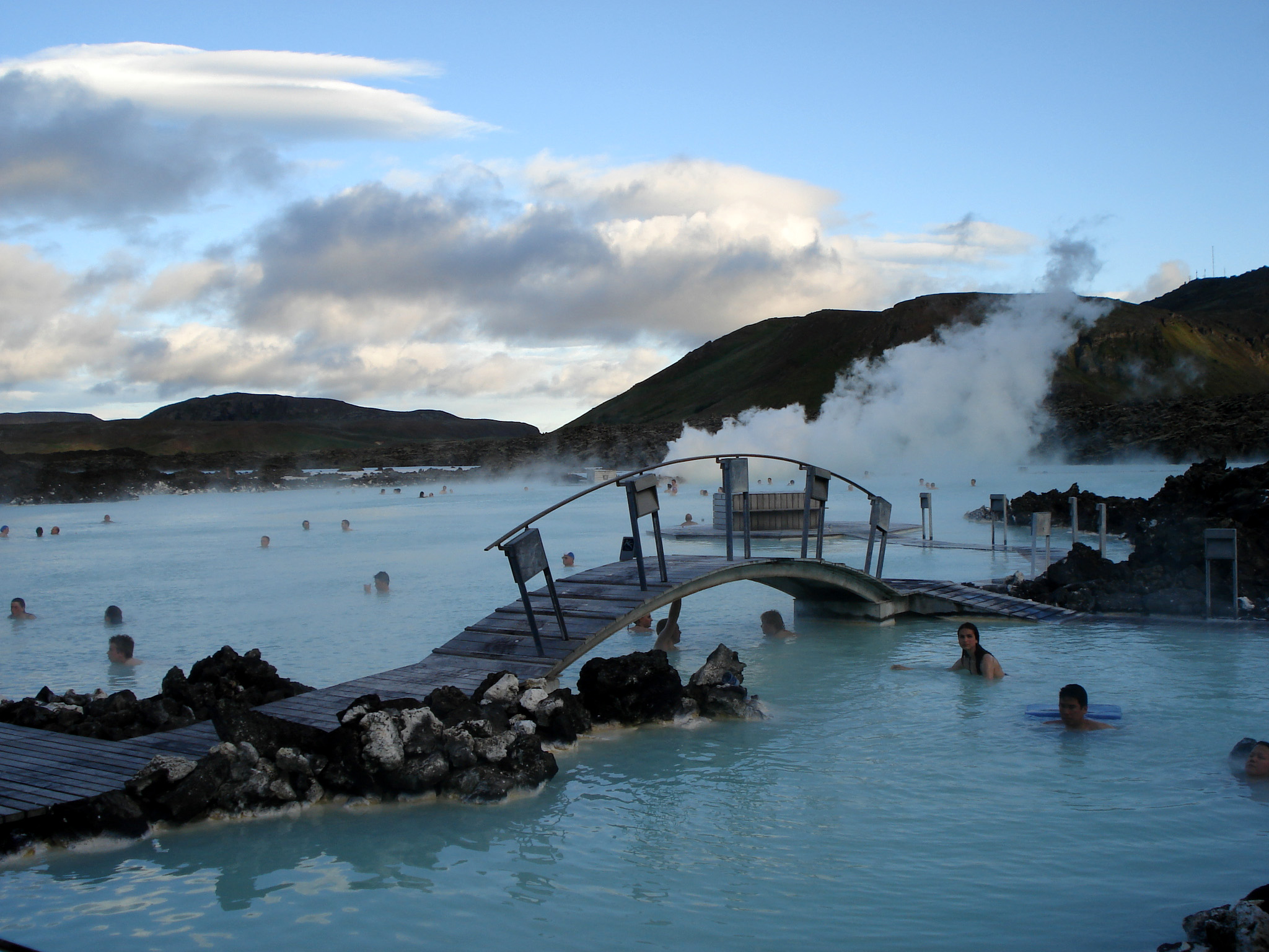 Blue lagoon station thermale for Where is the blue lagoon located in iceland