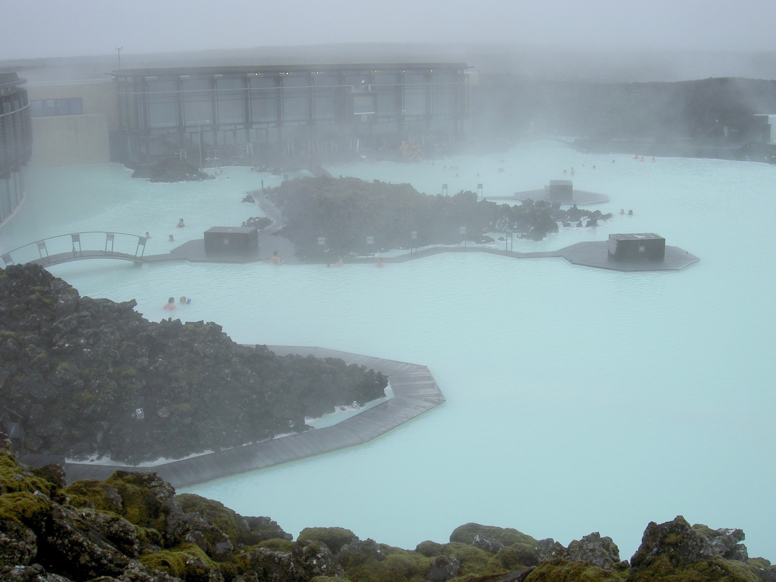 Blue lagoon station thermale for Where is the blue lagoon in iceland