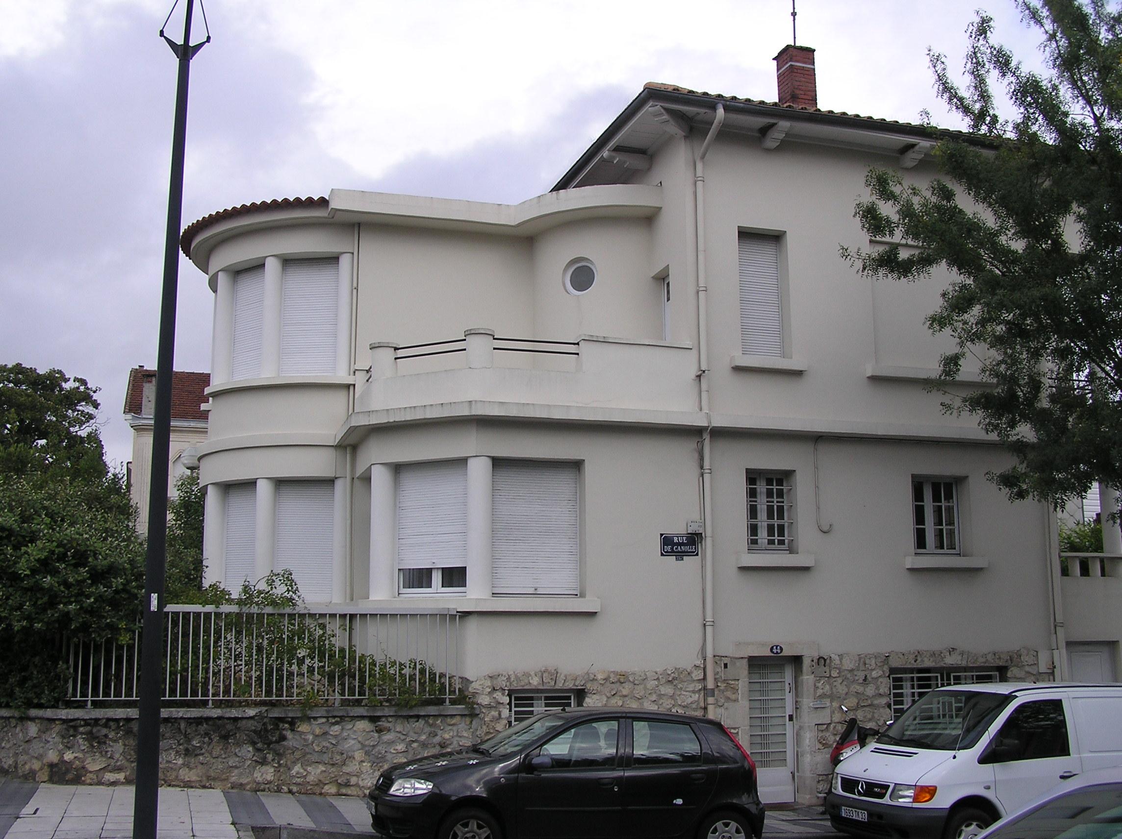 Monuments et lieux touristiques de bordeaux for Art maison deco