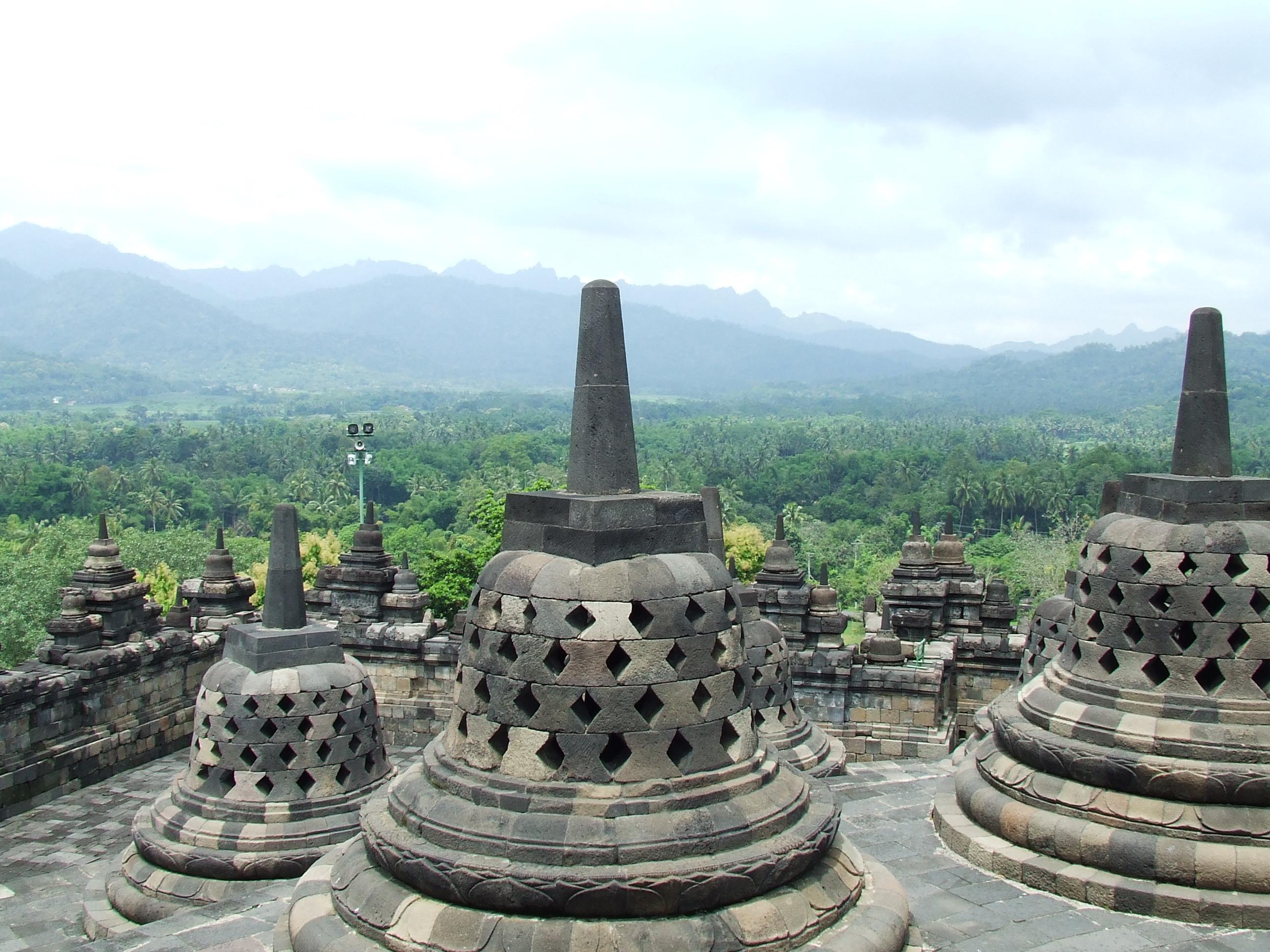 Borobudur for Etymologie architecture