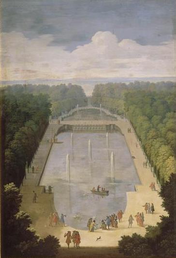 Jardin de versailles for Pierre mabille le miroir du merveilleux