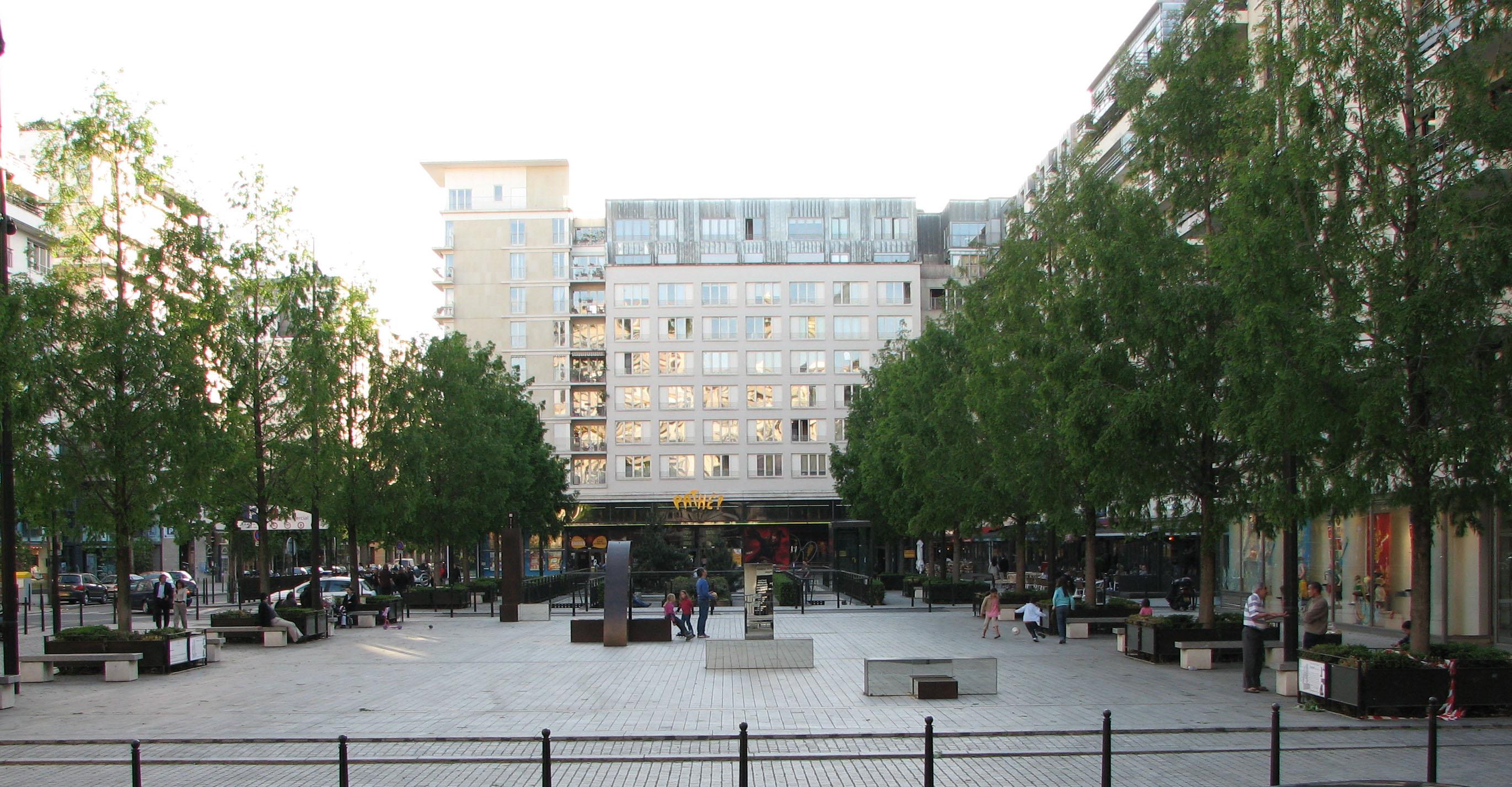 Centre ville boulogne billancourt - Office tourisme boulogne billancourt ...