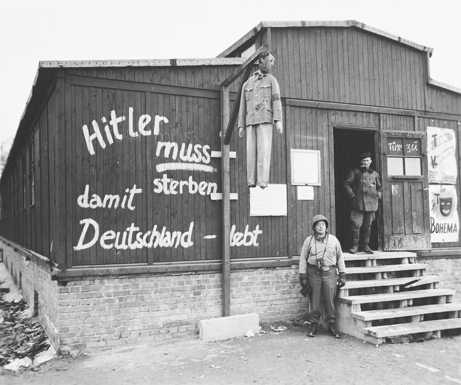 Well Adolf hitler concentration camps