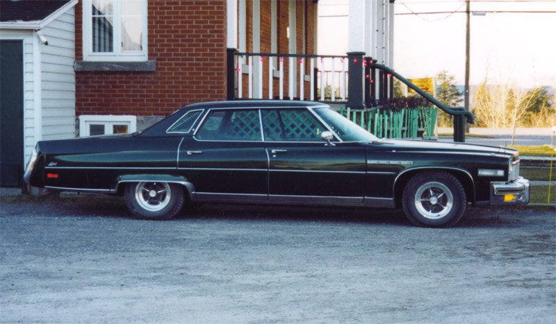 1976 Buick Electra 225 Convertible fr.academic.ru