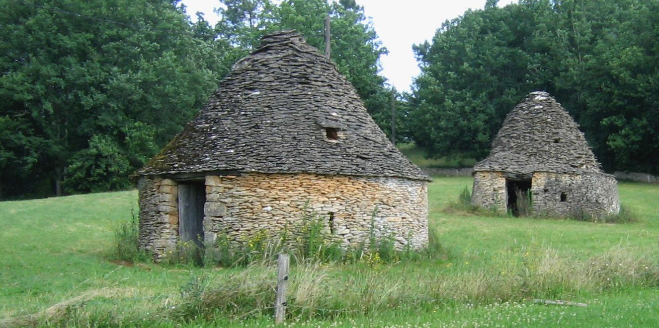 Maison - Maison en pierre seche ...