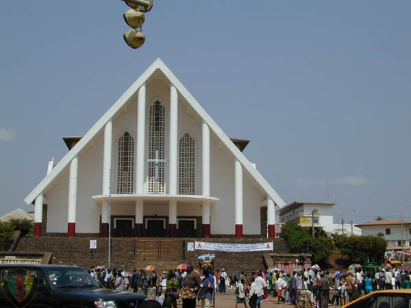 Yaounde Cameroon  city photos gallery : Tourisme