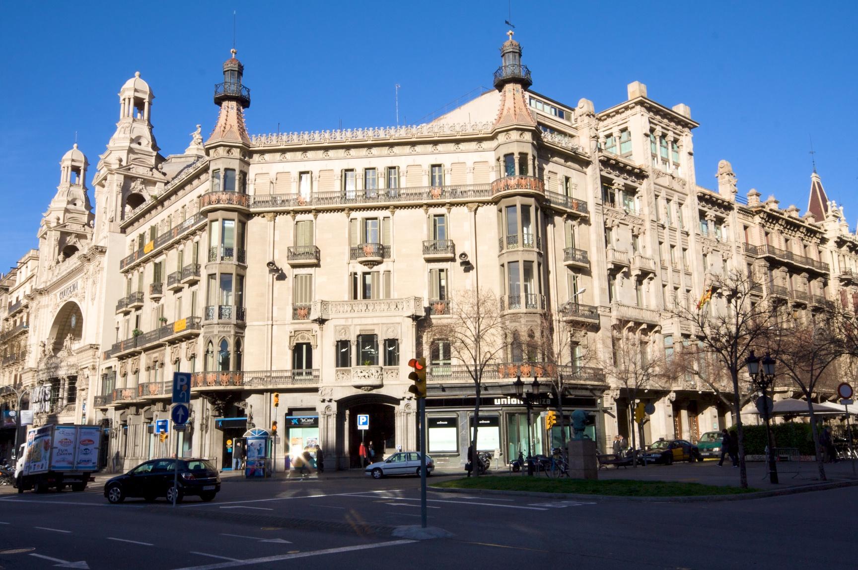 Barcelona – Lyon Wikipedia: Plan Cerdà