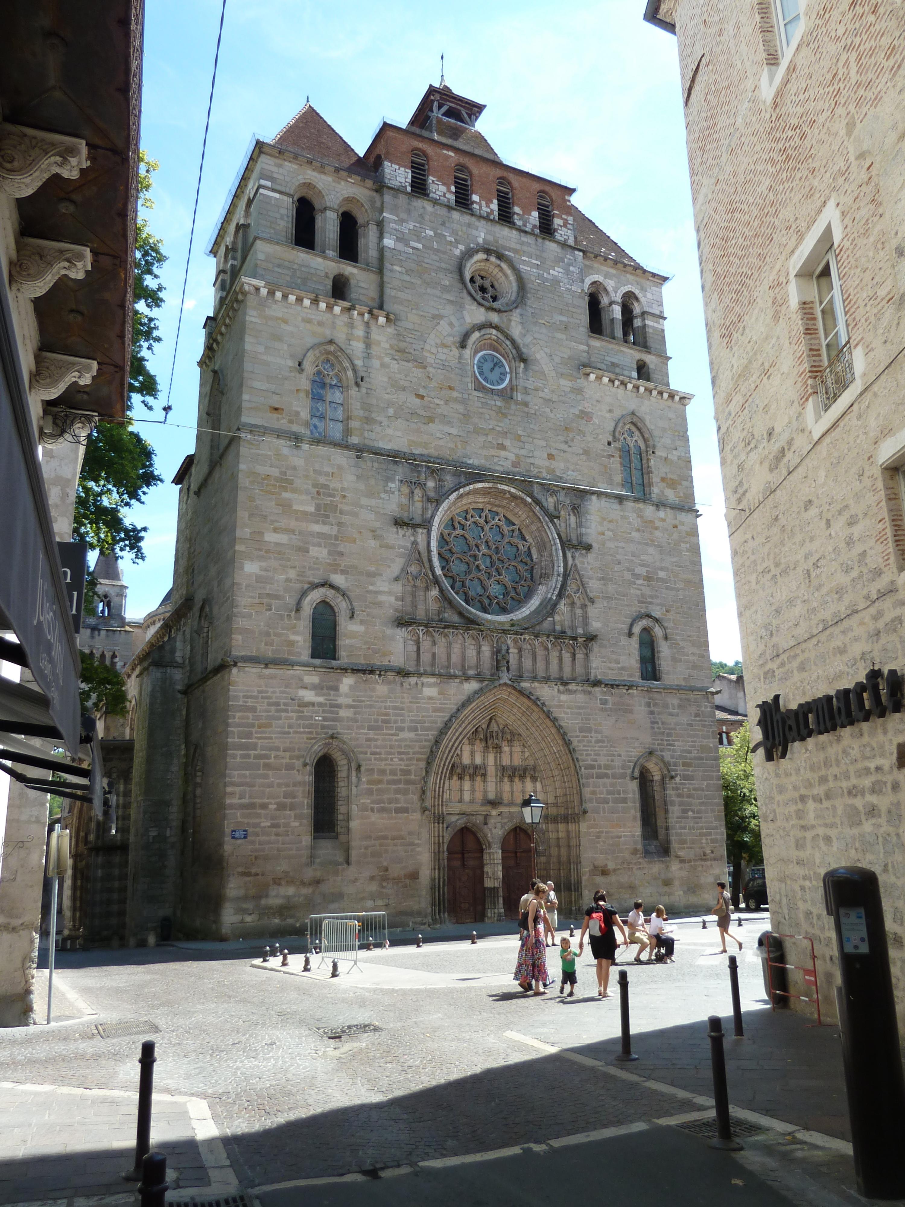 Cath drale saint tienne de cahors - Cathedrale saint etienne de cahors ...