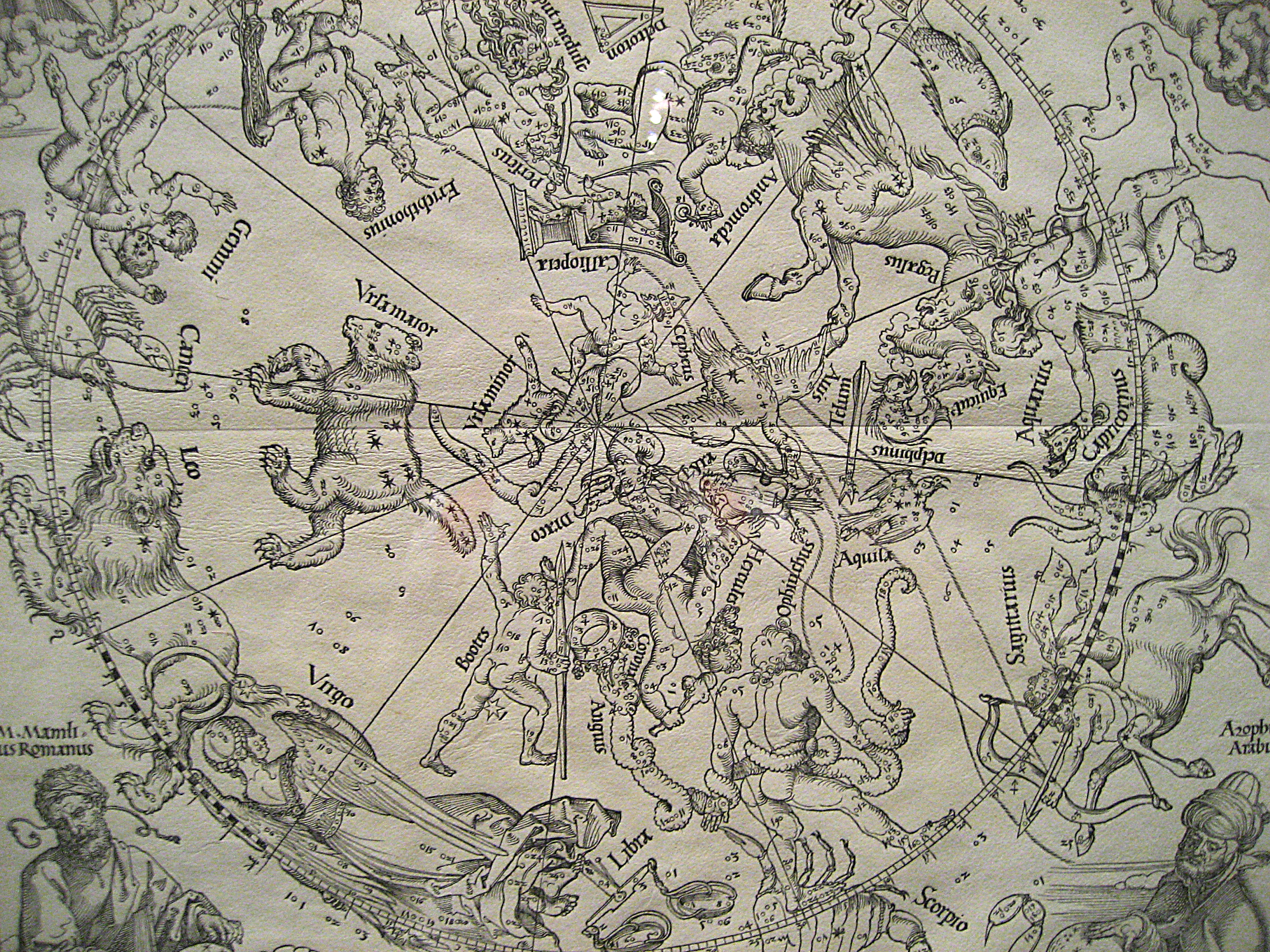 Celestial_Map_of_the_Northern_Sky_1515_MET_NYC dans SAGESSE des PLEIADES