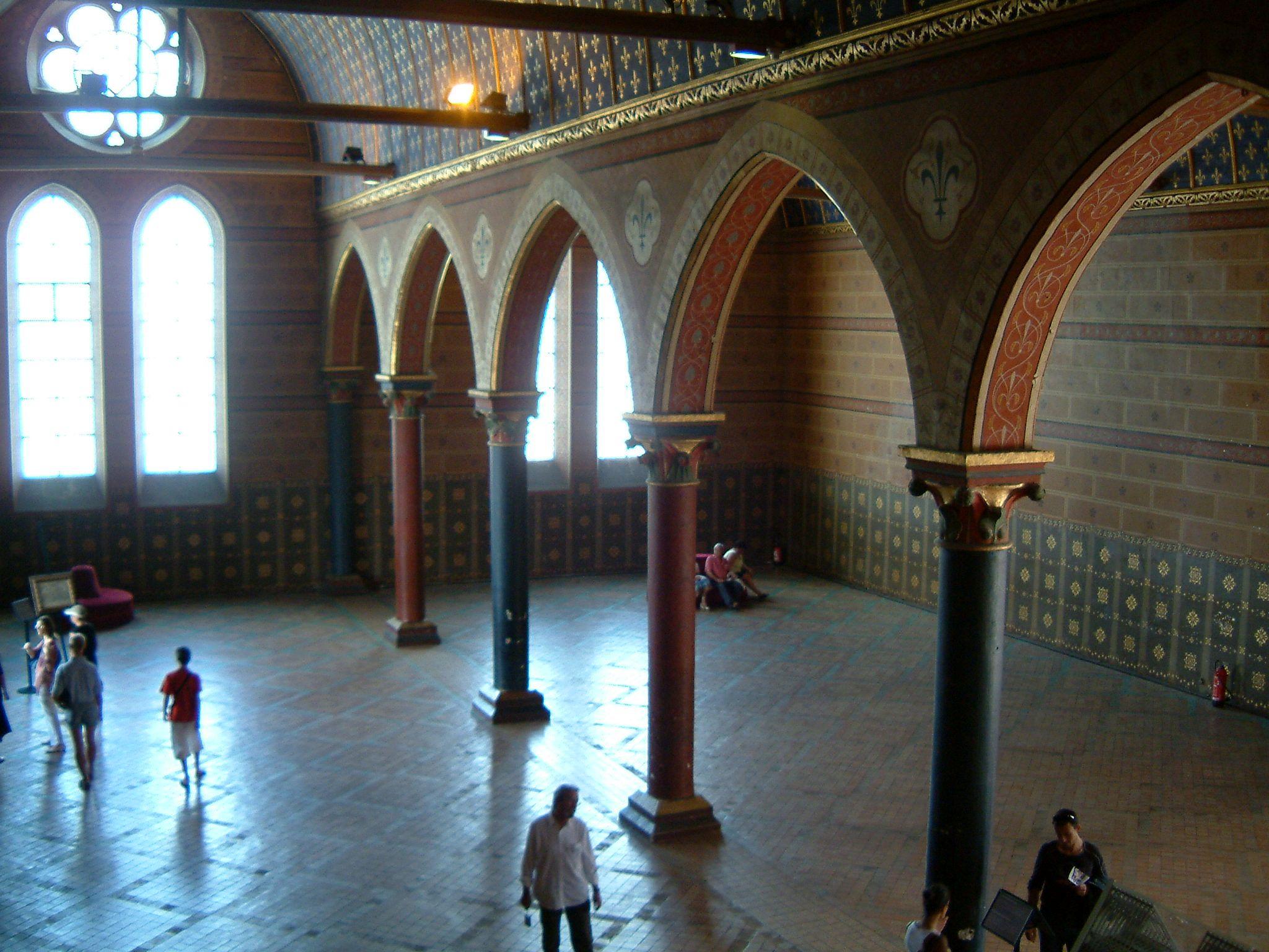 Chateau de blois for Interieur frans