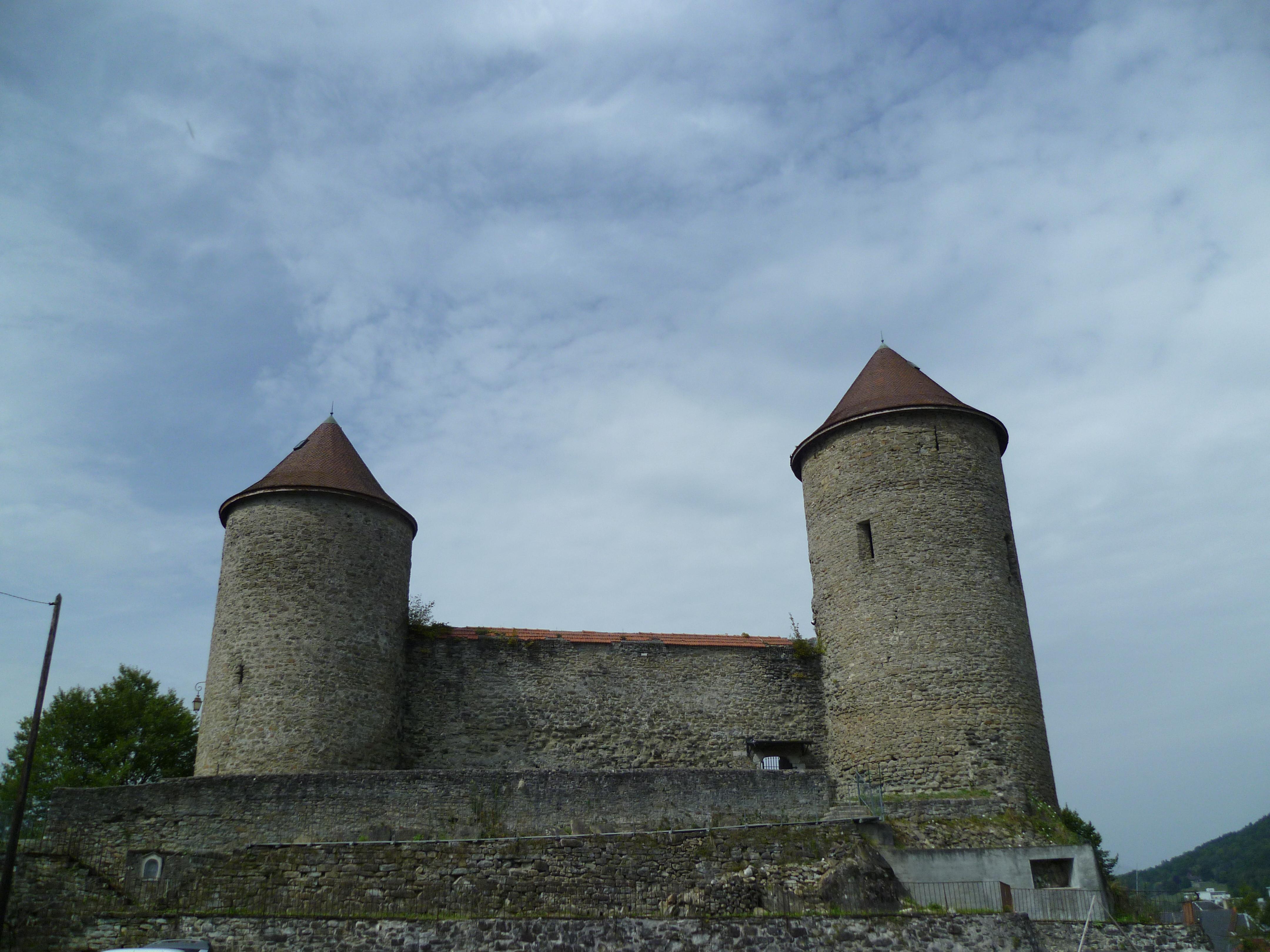 Liste des monuments historiques de la haute savoie