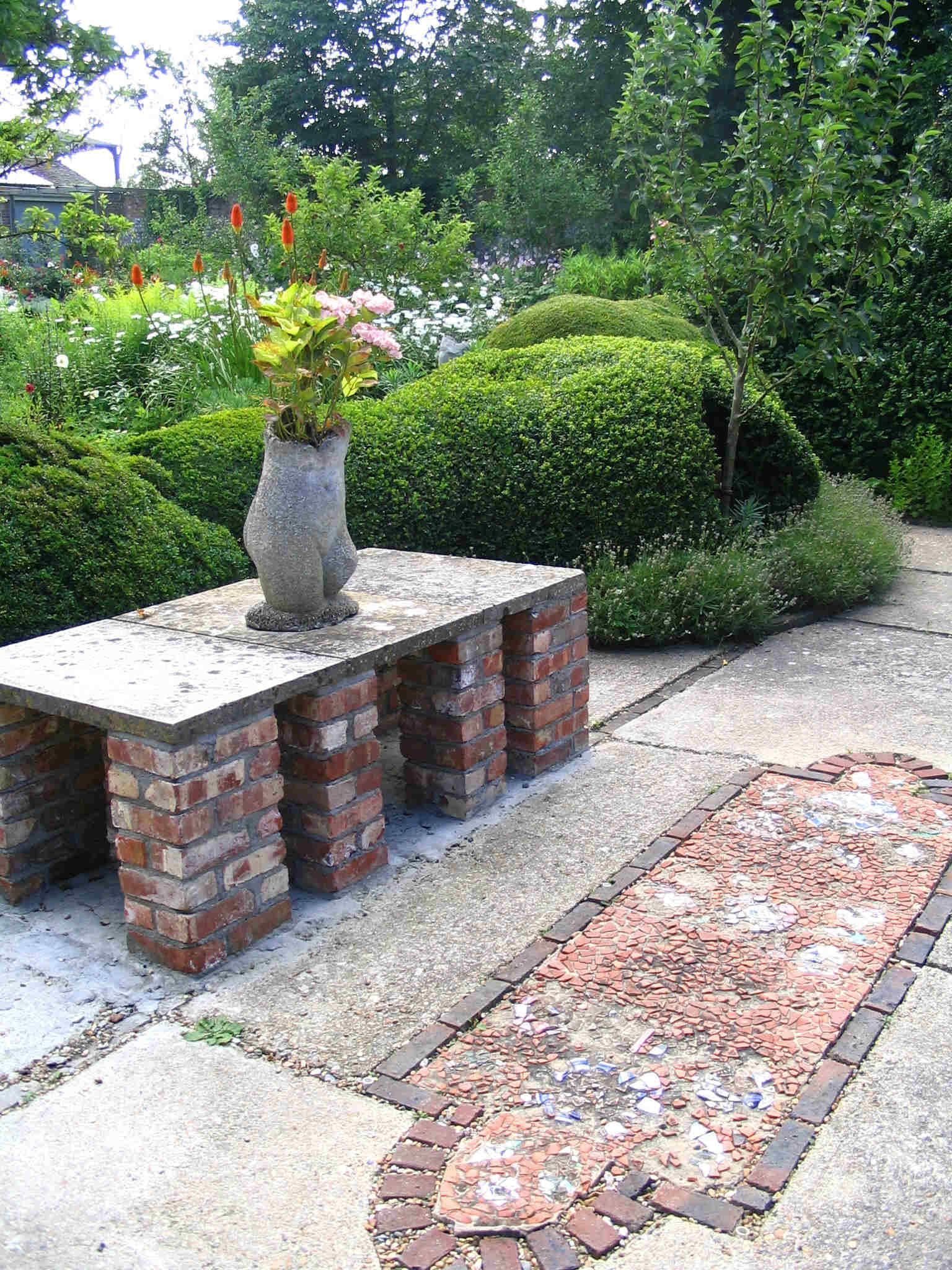 Jardin paysager for Jardin en anglais
