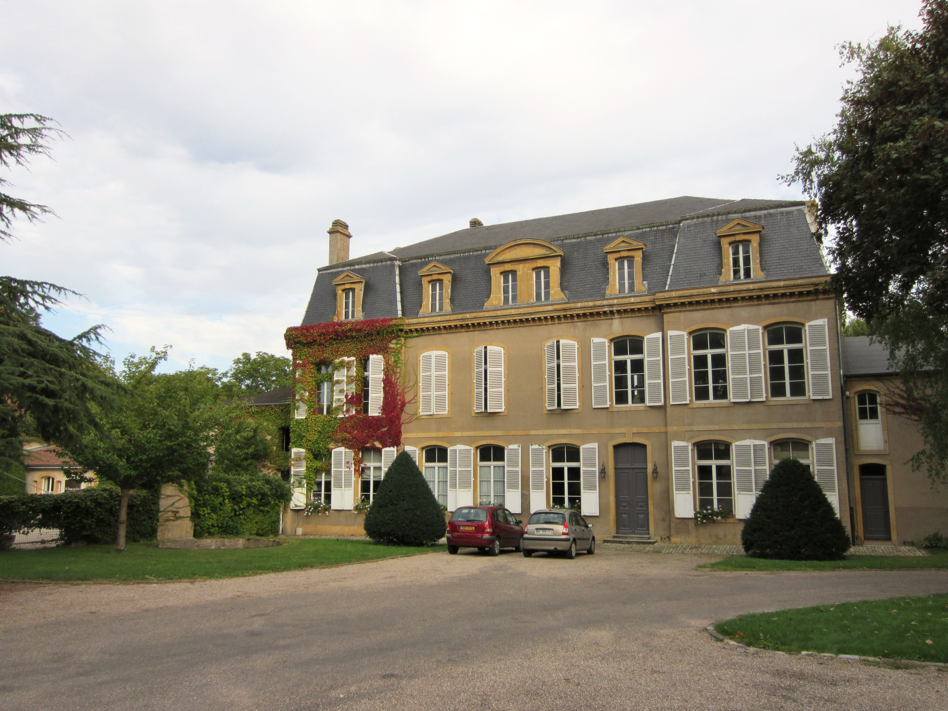 Marly moselle - Restaurant la grange aux ormes marly ...