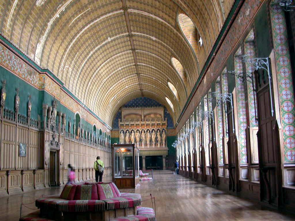 Rallye-lien : des idées de sorties scolaires > le Château de Pierrefonds (60)