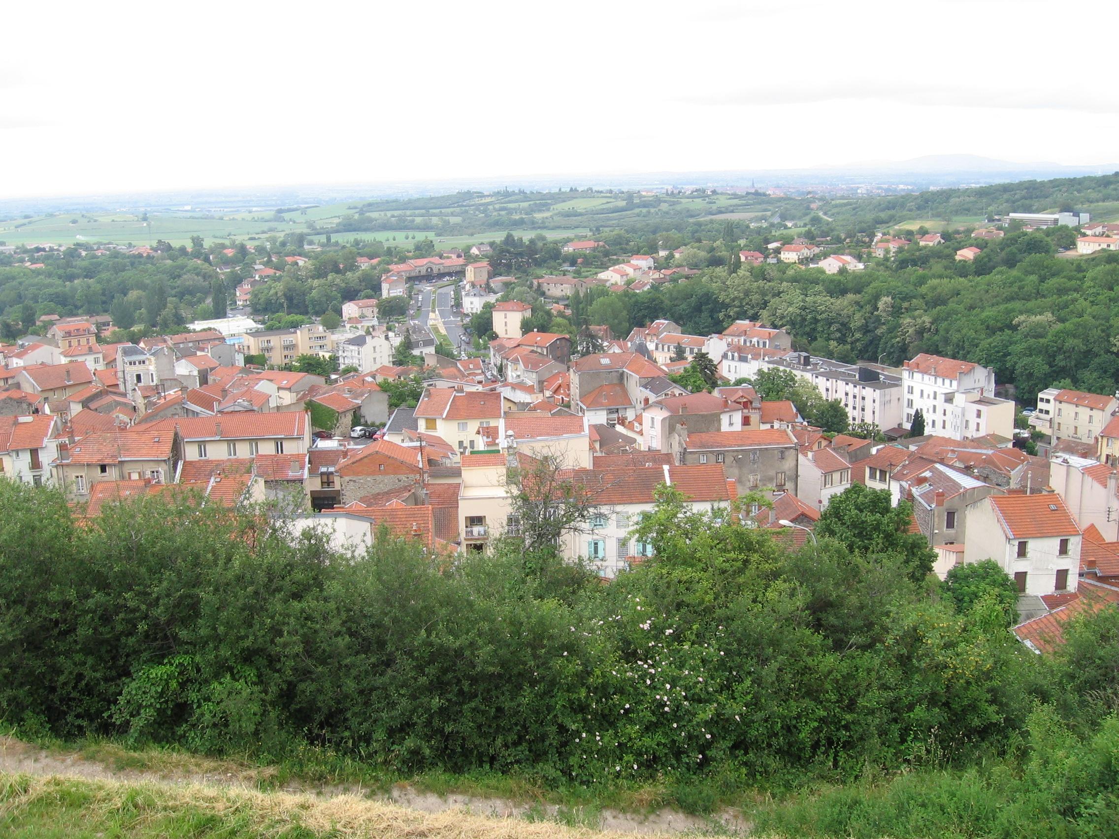 Chatel-Guyon France  City new picture : Chatel guyon