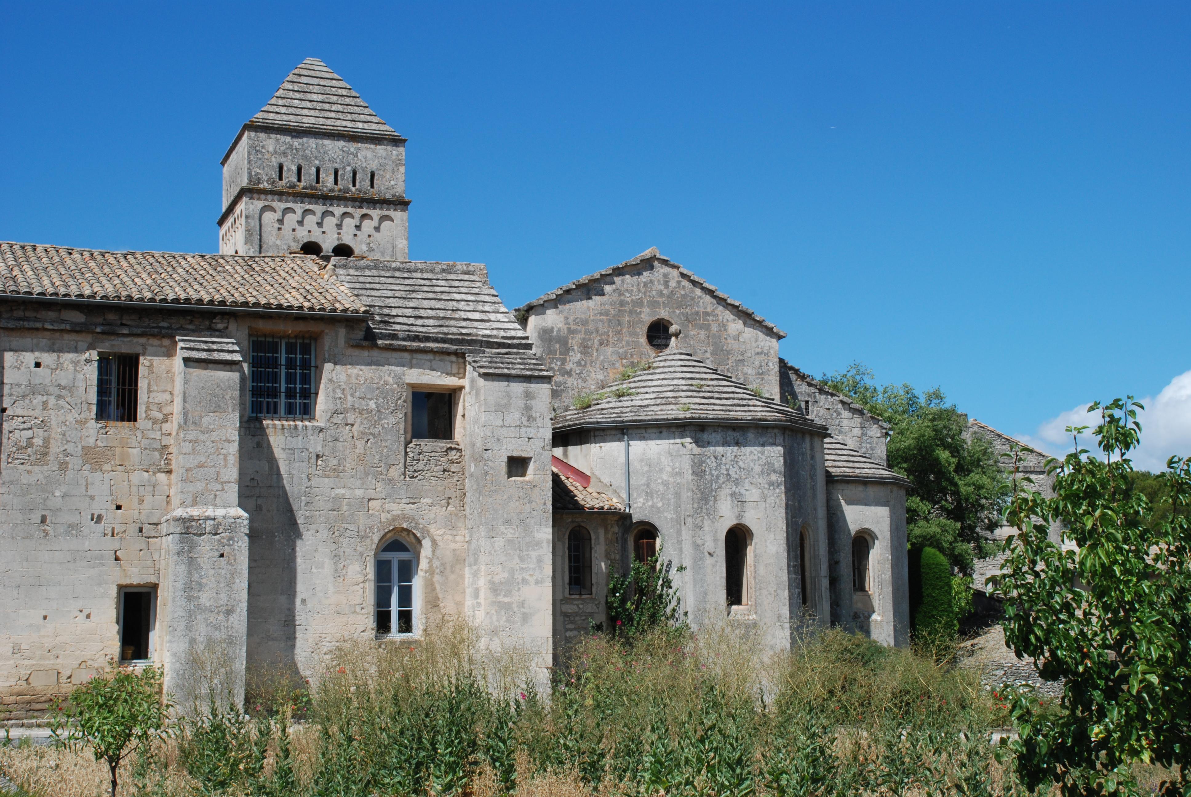 Monast re saint paul de mausole for Etymologie architecture
