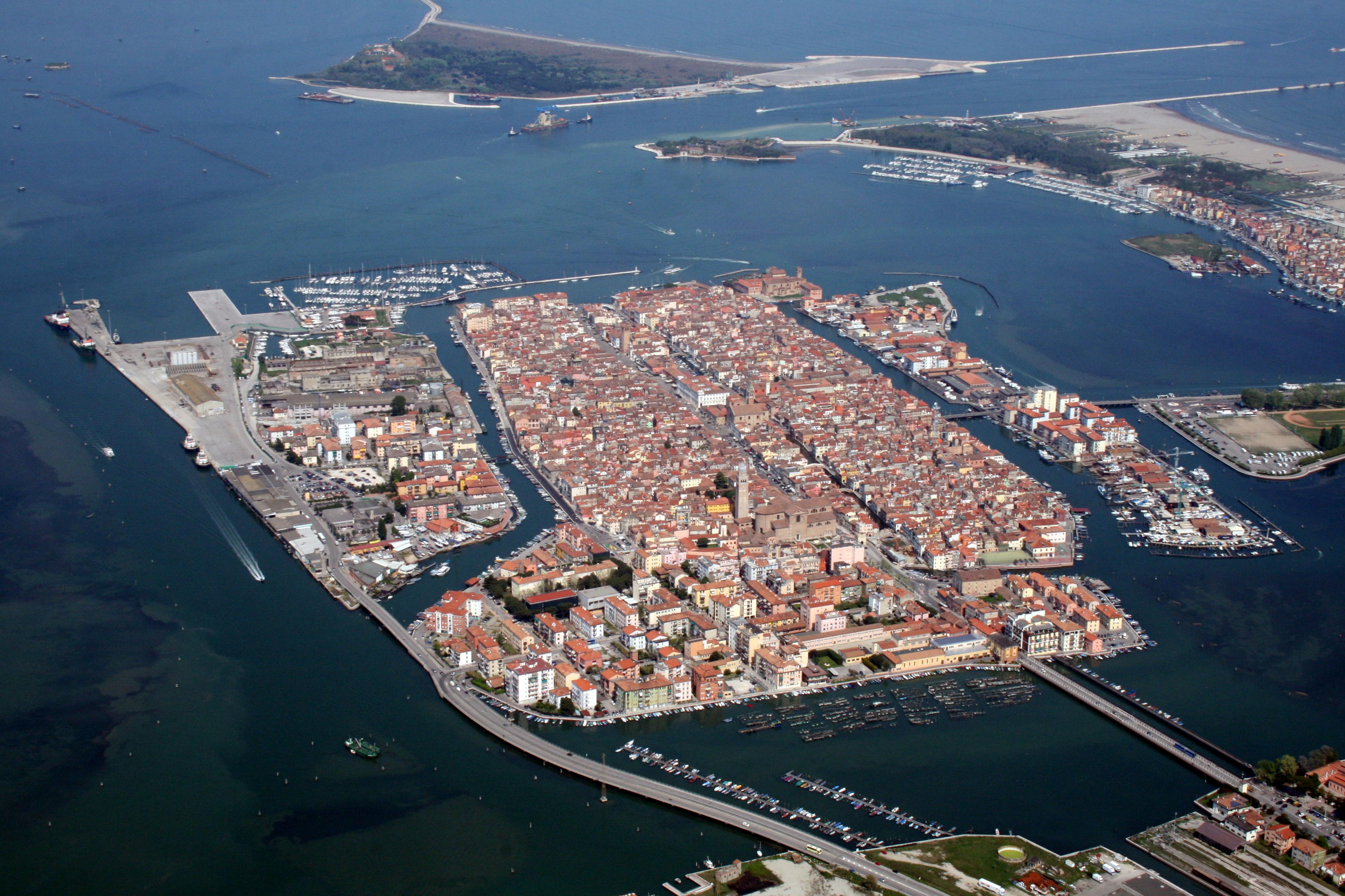 Chioggia Italy  City new picture : Image illustrative de l'article Chioggia