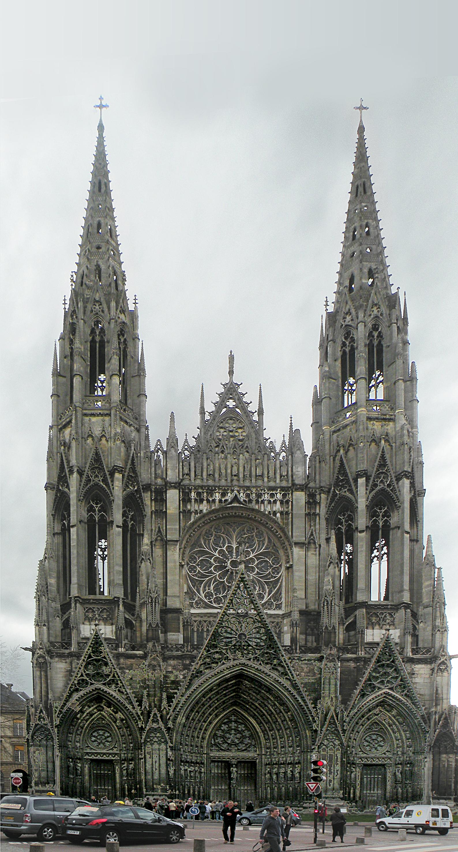 Abbaye saint ouen de rouen - Agence saint ouen rouen ...