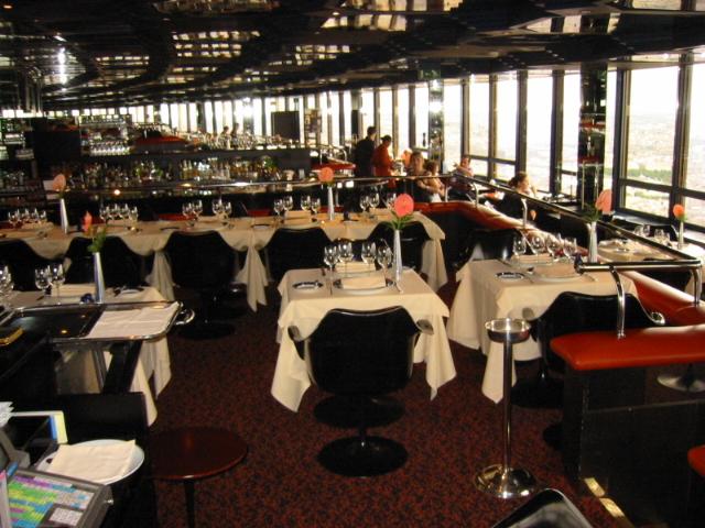 Restaurant Tour Banque Nationale