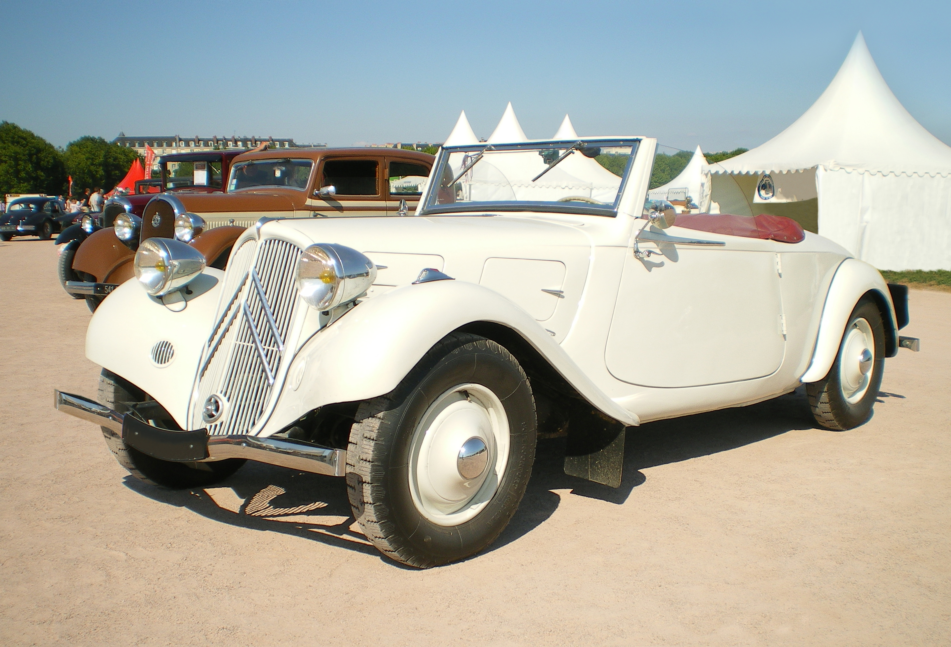 citro u00ebn traction avant