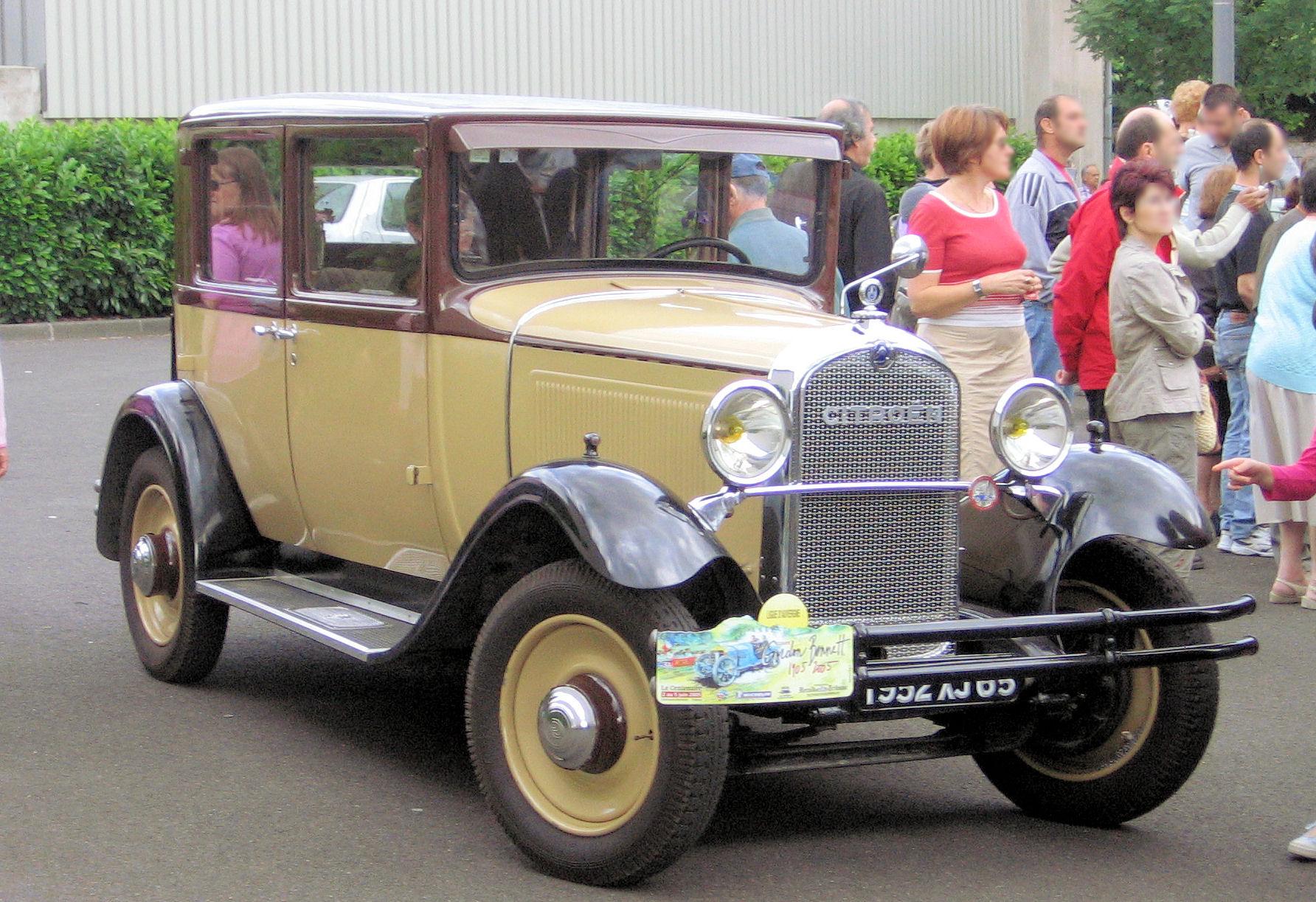 citro u00ebn c6  1928